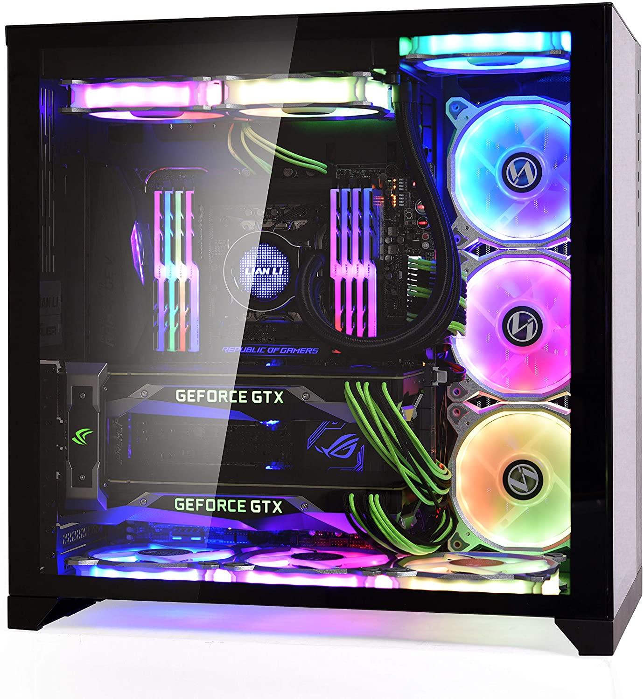 Lian li PC-011 DW Small ATX Case