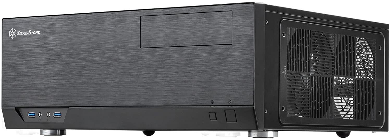 SilverStone Micro ATX horizontal PC Case